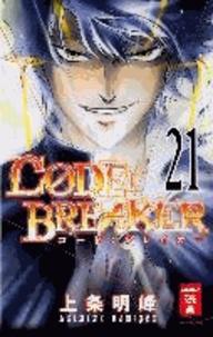 CODE:BREAKER 21.
