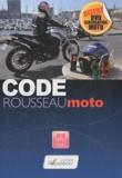 Code Rousseau - Code Rousseau moto - Permis A-A1. 1 DVD