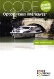 """Codes Rousseau - Code option """"eaux intérieures""""."""