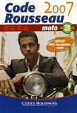 Codes Rousseau - Code Rousseau moto. 1 DVD