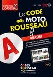 Codes Rousseau - Le code moto Rousseau.