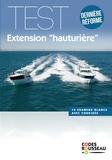 """Codes Rousseau - Test extension """"hauturière"""" - 12 examens blancs avec corrigés."""
