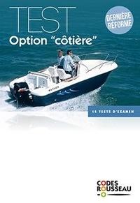 """Codes Rousseau - Test option """"cotière"""" - 14 tests d'examen."""