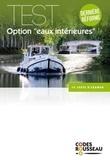 """Codes Rousseau - Test option """"eaux intérieures""""."""