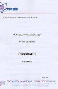 Certification du personnel CND Ressuage niveau 2 - Questionnaire dexamen Ecrit général.pdf