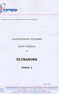 Certification du personnel CND Ultrasons niveau 2 - Questionnaire dexamen Ecrit général.pdf