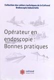 Cofrend - Opérateur en endoscopie - Bonnes pratiques.