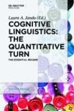 Cognitive Linguistics: The Quantitative Turn - The Essential Reader.