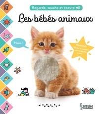 Cogumelo Club - Les bébés animaux - Regarde, touche et écoute.