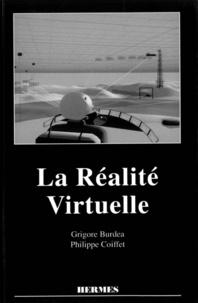 Coiffet et  Burdea - La réalité virtuelle.