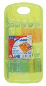 COLART FRANCE - Compact - Boîte de 10 tubes de gouache