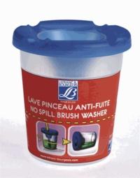 COLART FRANCE - Lave pinceau anti-fuite