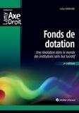 Colas Amblard - Fonds de dotation - Une révolution dans le monde des institutions sans but lucratif.