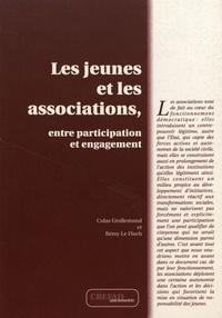 Colas Grollemund et Rémy Le Floch - Les jeunes et les associations, entre participation et engagement.