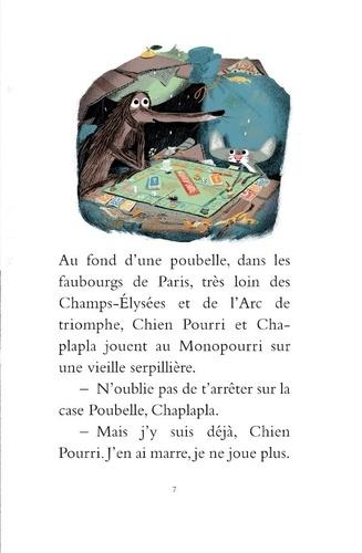 Chien Pourri ! Tome 5 Chien Pourri à Paris