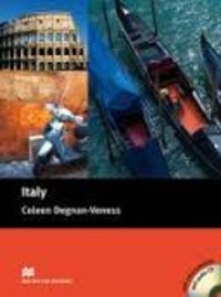 Coleen Degnan-Veness - Italy. 1 CD audio