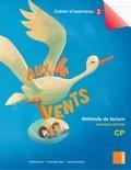 Colette Aoun et Claire Da Lage - Méthode de lecture CP Aux 4 vents - Cahier d'exercice 2.