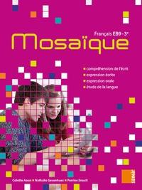 Mosaïque Français 3e EB9 - Colette Aoun  