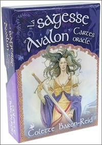 Colette Baron-Reid - La sagesse d'Avalon - Cartes oracle.