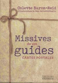 Téléchargez l'ebook à partir de google book en pdf Missives de vos guides cartes postales  9782361882853