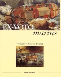 Colette Boullet et François Boullet - Ex-voto marins.