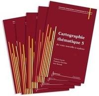 Colette Cauvin et Francisco Escobar - Cartographie thématique - 5 volumes.