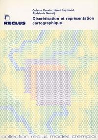 Colette Cauvin et Henri Reymond - Discrétion et représentation cartographique.