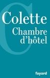 Colette - Chambre d'hôtel.