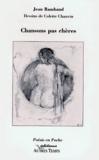 Colette Chauvin et Jean Rambaud - Chansons pas chères.