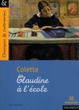Colette - Claudine à l'école.
