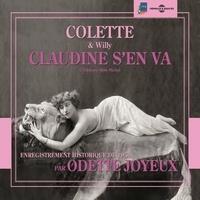 Colette et  Willy - Claudine s'en va - Enregistrement sonore de 1954.