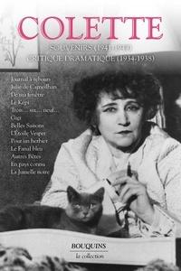 Colette - Colette - Volume 3, Romans, récits, souvenirs (1941-1949) Critique dramatique (1934-1938).