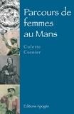 Colette Cosnier - Parcours de femmes au Mans.