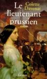 Colette Davenat - Le lieutenant prussien.