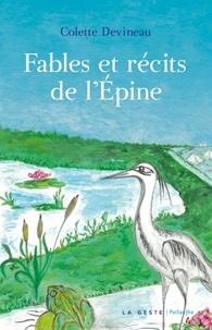 Colette Devineau - FABLES ET RÉCITS DE L'ÉPINE - ILE DE NOIRMOUTIER.