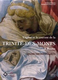 Léglise et le couvent de la Trinité-des-Monts à Rome - Les décors restaurés.pdf