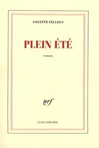 Colette Fellous - Plein été.