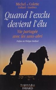 Colette Gambiez et Michel Collard - .