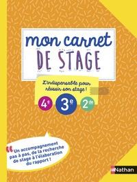Colette Gissinger - Mon carnet de stage 4e 3e 2de.