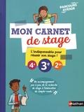 Colette Gissinger - Mon carnet de stage 4e-3e-2de.