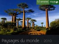 Colette Gouvion - Paysages du monde 2010.