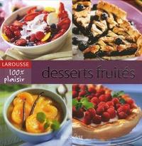 Colette Hanicotte - Desserts fruités.