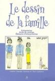Colette Jourdan-Ionescu et Joan Lachance - Le dessin de la famille - Le livre avec les 25 grilles de cotation.