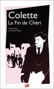Colette - La fin de Chéri.