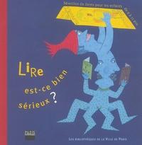 Accentsonline.fr Lire est-ce bien sérieux ? Image