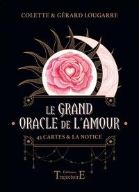 Colette Lougarre et Gérard Lougarre - Le grand oracle de l'amour - 45 cartes & la notice.