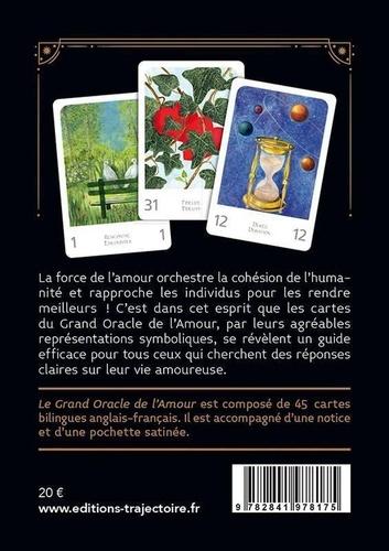 Le grand oracle de l'amour. 45 cartes & la notice