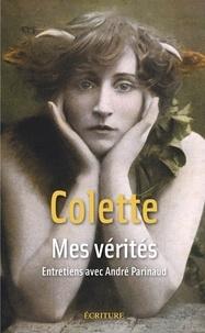 Colette - Mes vérités.
