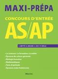 Colette Metté et Karine Abouab - Concours d'entrée AS/AP.