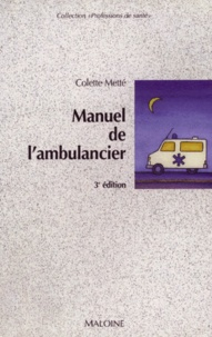 Deedr.fr Manuel de l'ambulancier - Programme complet Image